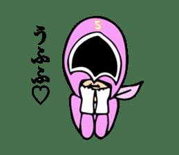 cross fm DENKATSU-GER! sticker #9410111