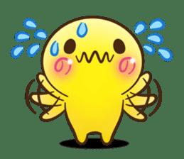 Mr. Emoticon 3 sticker #9411112