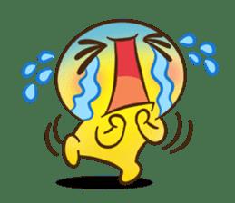 Mr. Emoticon 3 sticker #9411130