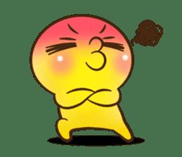 Mr. Emoticon 3 sticker #9411131