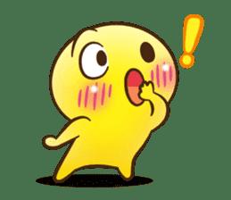 Mr. Emoticon 3 sticker #9411134