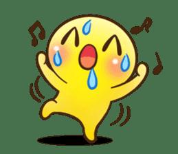 Mr. Emoticon 3 sticker #9411136