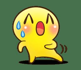 Mr. Emoticon 3 sticker #9411137