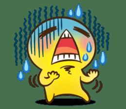Mr. Emoticon 3 sticker #9411143