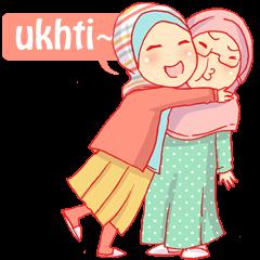 sister's hijab diary