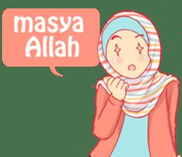 sister's hijab diary sticker #9414311