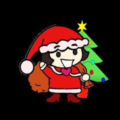 Mini Santa Girl