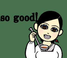 Ms.Cosplay~I'm Happy~ sticker #9420114