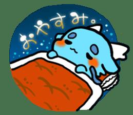 The orient dragon & The western dragon 2 sticker #9426596