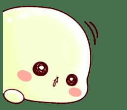 Fluffy seal! sticker #9433973
