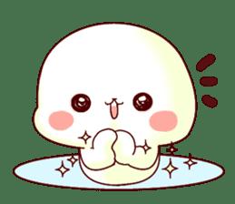 Fluffy seal! sticker #9433974