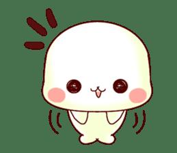 Fluffy seal! sticker #9433982