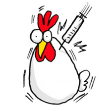 Bird man (torintyu) sticker #9439346