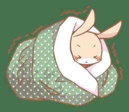 Love!Raccoons&Rabbit3 sticker #9440028