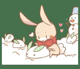 Love!Raccoons&Rabbit3 sticker #9440050