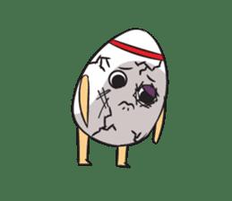 Team Tamago sticker #9458176
