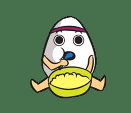 Team Tamago sticker #9458177