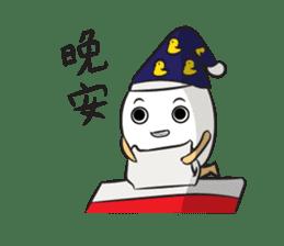 Team Tamago sticker #9458181