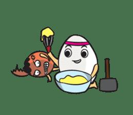 Team Tamago sticker #9458184