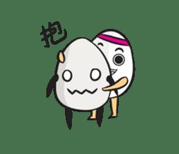 Team Tamago sticker #9458193