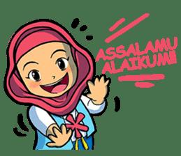 Salim & Silmy Pink Edition sticker #9460088