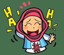 Salim & Silmy Pink Edition sticker #9460089
