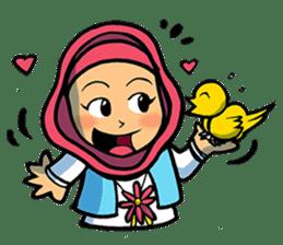 Salim & Silmy Pink Edition sticker #9460090