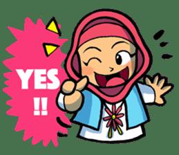 Salim & Silmy Pink Edition sticker #9460092
