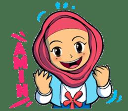 Salim & Silmy Pink Edition sticker #9460094