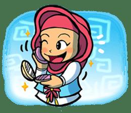 Salim & Silmy Pink Edition sticker #9460096