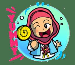 Salim & Silmy Pink Edition sticker #9460098