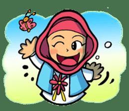 Salim & Silmy Pink Edition sticker #9460109