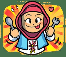 Salim & Silmy Pink Edition sticker #9460114