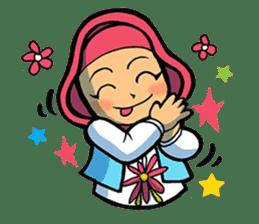 Salim & Silmy Pink Edition sticker #9460118