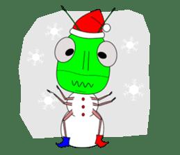 Grasshopper sticker #9465875