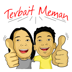 Tumming Abu Stikerna Anak Makassar