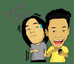 Tumming Abu Stikerna Anak Makassar sticker #9466093