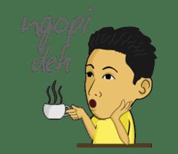 Tumming Abu Stikerna Anak Makassar sticker #9466104