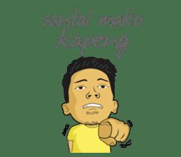Tumming Abu Stikerna Anak Makassar sticker #9466122