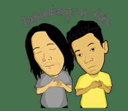 Tumming Abu Stikerna Anak Makassar sticker #9466126