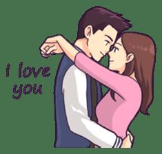 You & I sticker #9469738