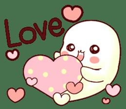 Fluffy seal! 2 sticker #9471929