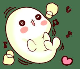 Fluffy seal! 2 sticker #9471934