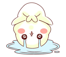 Fluffy seal! 2 sticker #9471942