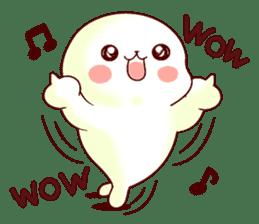 Fluffy seal! 2 sticker #9471950