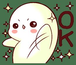 Fluffy seal! 2 sticker #9471951