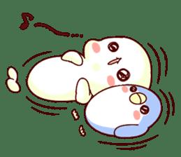 Fluffy seal! 2 sticker #9471958