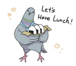 Hatoful Boyfriend official stickers sticker #9483536