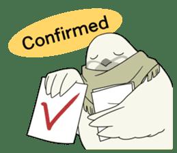 Hatoful Boyfriend official stickers sticker #9483543