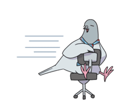 Hatoful Boyfriend official stickers sticker #9483563